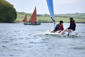 Salcombe Dinghy Sailing