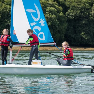 Try Sailing in May with the RYA image