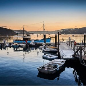 Salcombe winter time coastal holidays in South Devon - image (c) www.facebook.com/insalcombe