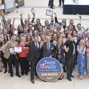 Taste of the West Award Winners 2017 Salcombe South Devon Sharpham Vineyard Victoria Inn Salcombe