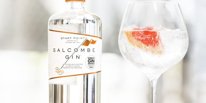 The Spirit of Success at Salcombe Gin image