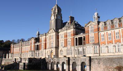 Visit Britannia Royal Naval College image
